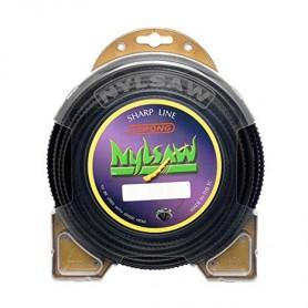 Filo Professionale Nylon Nylsaw 3,5 mm (27 metri)