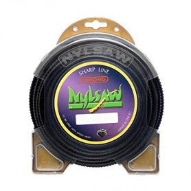 Filo Professionale Nylon Nylsaw 3 mm (37 metri)