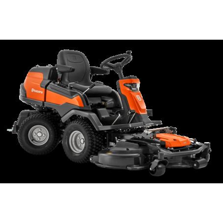Trattorino Husqvarna Rider R 420TsX AWD