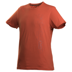 T-shirt Xplorer con stampa catena X-Cut