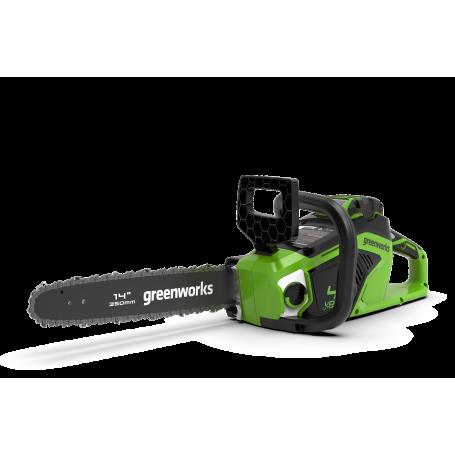 Motosega da abbattimento Greenworks 1,5 kW Digipro (a batteria 40V)