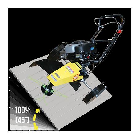Decespugliatore Oscillante per pendenze Ecotech DCS 60 Swing Top