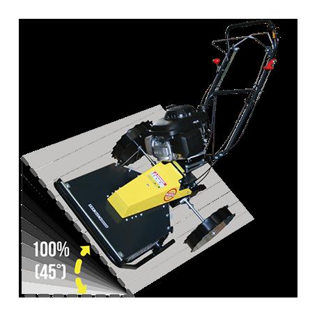 Trinciatutto Oscillante per pendenze Ecotech TRT 60 Swing