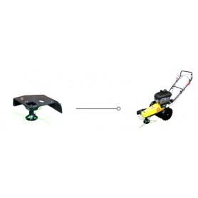 Applicazione Decespugliatore per Ecotech ML 60 e ML 60 Swing