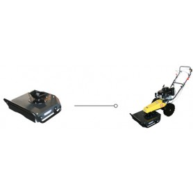 Applicazione Trinciatutto Mulching per Ecotech ML 60 e ML 60 Swing