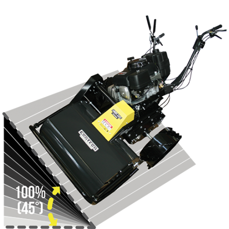 Trinciasarmenti Idrostatico Oscillante Ecotech HSR 110 Swing