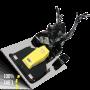 Trinciatutto Idrostatico Oscillante Ecotech HRT 110 Swing