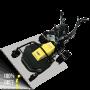 Trinciasarmenti Idrostatico a lame Oscillante Ecotech HRT 110 Swing