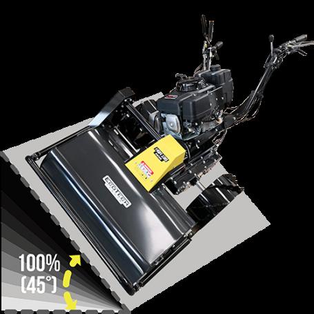 Trinciasarmenti Idrostatico Oscillante Ecotech HSR 135 Swing