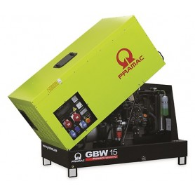 Generatore Pramac GBW15P (ALT.Li)