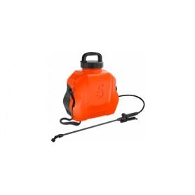 Pompa a tracolla elettrica Stocker Li-Ion (5 litri)