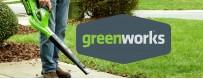 Soffiatori e aspiratori Greenworks