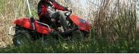Trattorini falciatutto (per erba alta) Canycom ed Efco